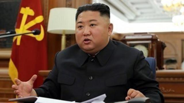 """Ким призна за """"напрегната"""" продоволствена ситуация в Северна Корея"""