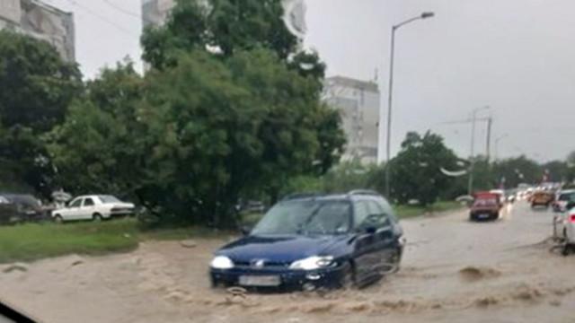 Най-много дъжд през нощта се изля във Варна – 21 л/кв. м