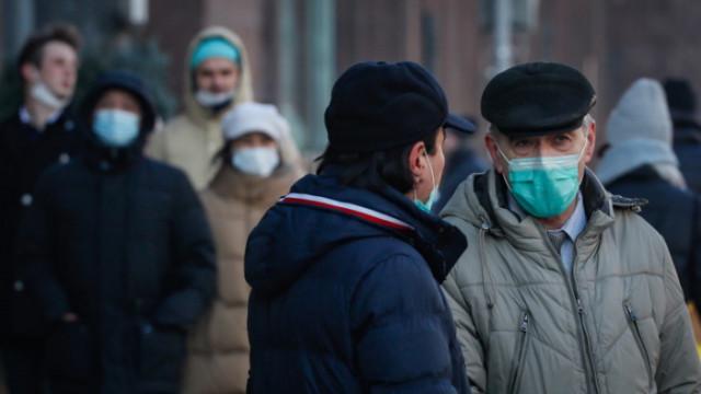В Москва ограничиха приема в болница за неваксинирани срещу COVID-19