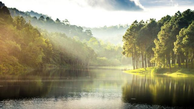 Климатичните промени, човешката дейност и пресъхването на реките