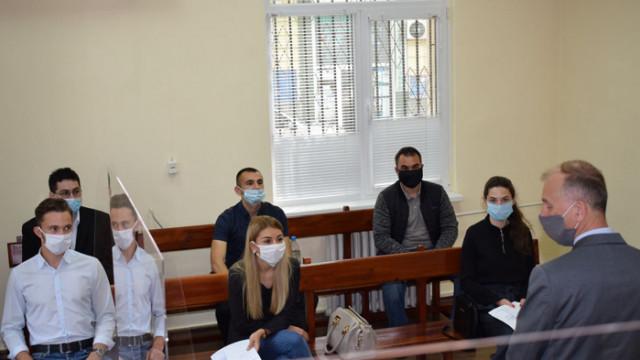 Първите 5 стажанти-юристи след края на извънредното положение прие Окръжен съд - Варна