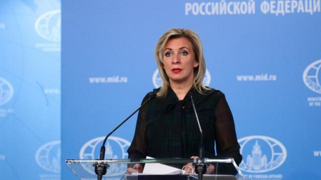 Захарова за новите санкции: САЩ решават своите проблеми чрез Русия