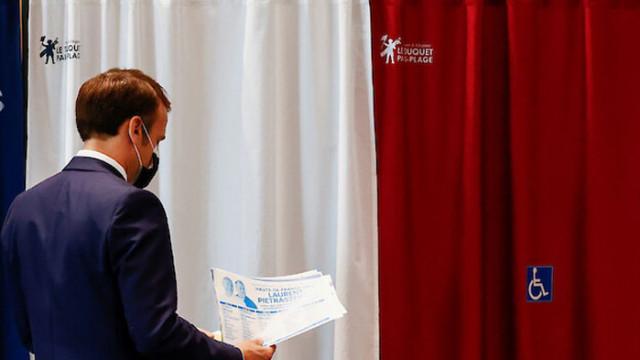 Макрон и Льо Пен се представиха слабо на местните избори