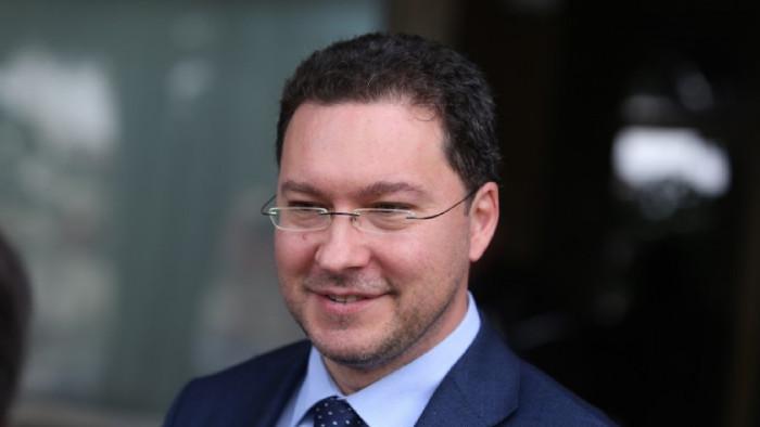 Заместник-председателят на ПП ГЕРБ Даниел Митов взе участие в онлайн
