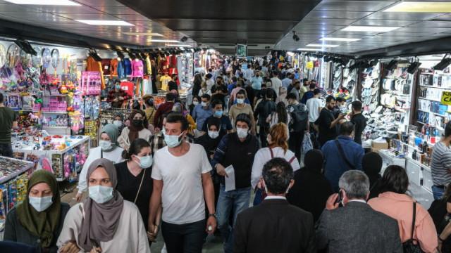 Турция премахва ограниченията за коронавируса