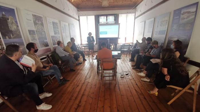През април 2021 г. Варна Дизайн Форум, в партньорство с
