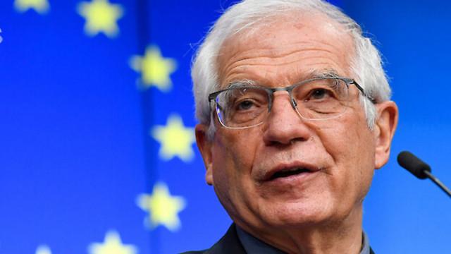 Борел: ЕС ръководи диалога Белград-Прищина