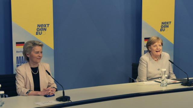 Меркел очаква голяма финасова помощ за производство на чипове в Германия