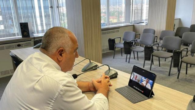 Борисов пред Антонио Лопез: Фабрикуват лъжи, притискат хора да правят фалшиви самопризнания