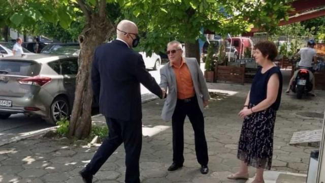 Главният прокурор посети Териториално отделение - Луковит и Териториално отделение - Червен бряг