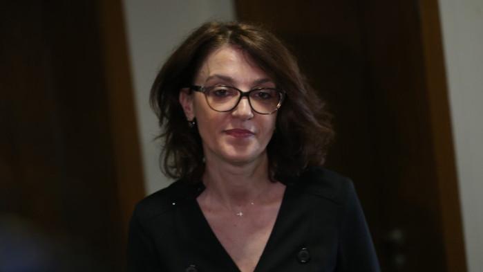 Валентина Маджарова оглавява Специализираната прокуратура,съобщава БНТ. Решението е взето единодушно