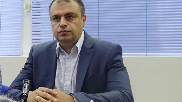 Шефът на пловдивската полиция Йордан Рогачев е отстранен от длъжност.