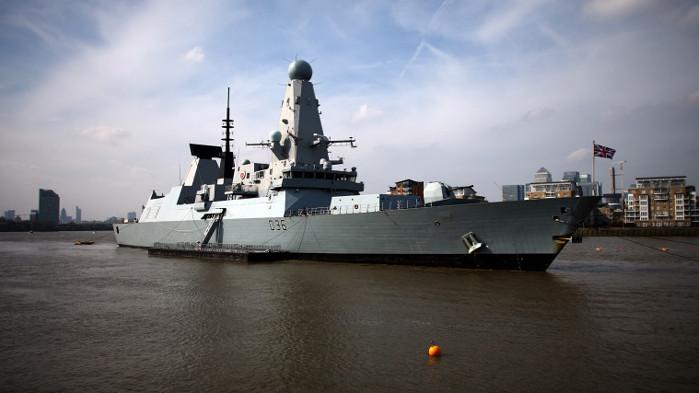 Министерството на отбраната наВеликобритания отрече твърдението на руското правителство, че