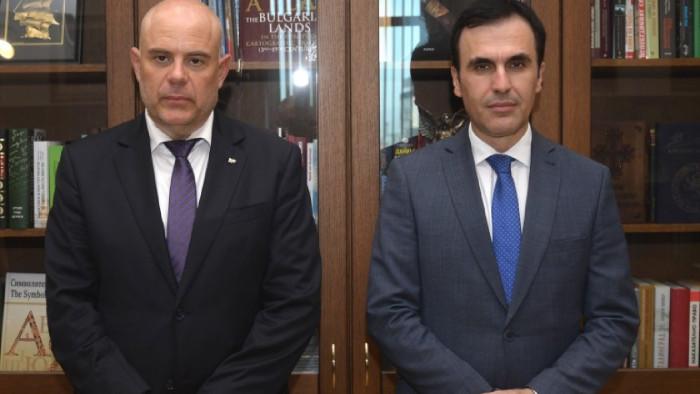 Главният прокурор Иван Гешев проведе днес срещи с колегите си