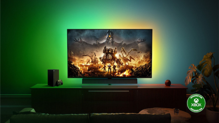 Philips Momentum Designed for Xbox - първият в света екран за конзоли