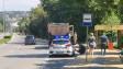 Камион се удари в стълб за да не блъсне дете в Аспарухово (СНИМКИ)