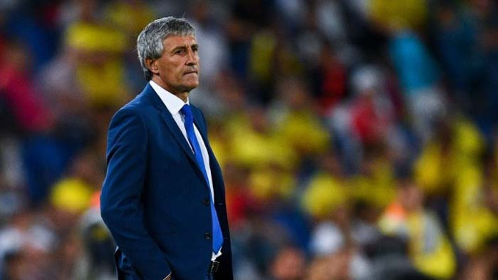 Сетиен се прощава с поста си в Барселона след края на сезона