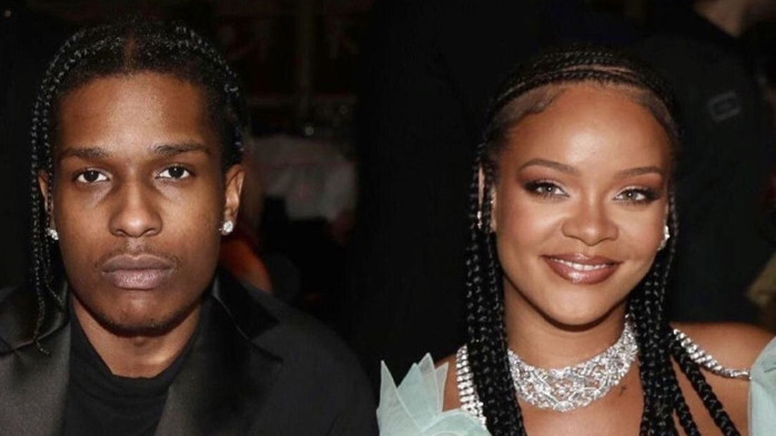 Най-накрая рапърът A$AP Rocky се обясни в любов (и пред