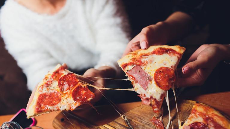 Пицата и защо е по-полезна от повечето зърнени закуски