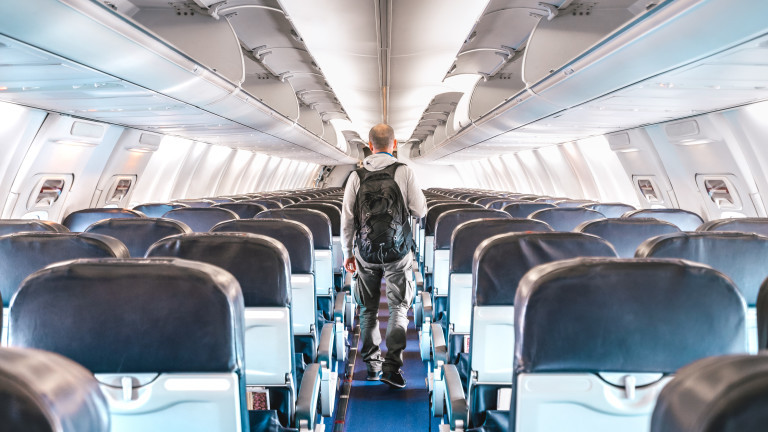 Zephyr Seat - седалките на два етажа в самолетите и така ли ще летим вече