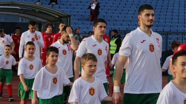 Националният отбор ще играе мачовете си без публика тази есен