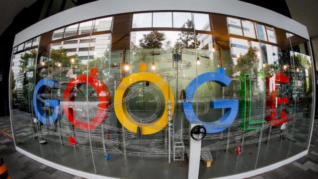 Акциите на Google се понижиха заради разследване на бизнеса им в САЩ