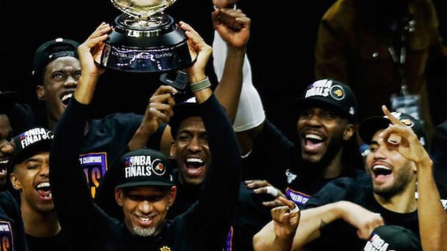 41 точки на Пол пратиха Финикс на първи финал в НБА от 28 години насам