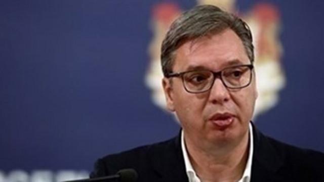 Вучич: Въоръжените сили на Сърбия засилват мощта си