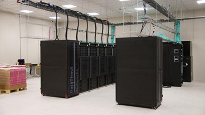 Българският суперкомпютър на 91-о място в топ 500 в света