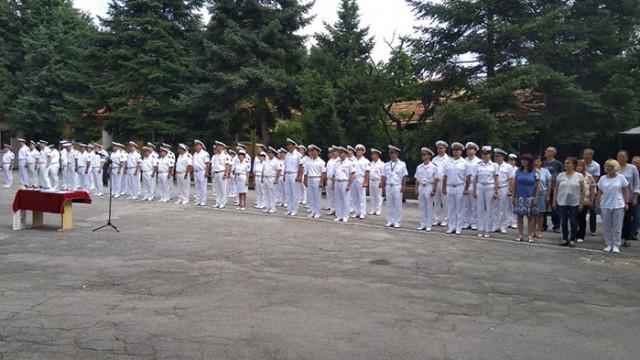 Навършиха се 10 години от създаването на Морския оперативен център на ВМС