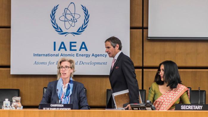 МААЕ: Все още не е ясен източникът на радиация в северните страни