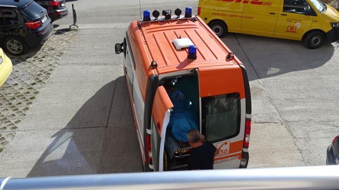 Автомобил катастрофира край Разлог, има пострадали