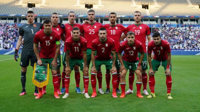 България загуби още позиции в ранглистата на ФИФА