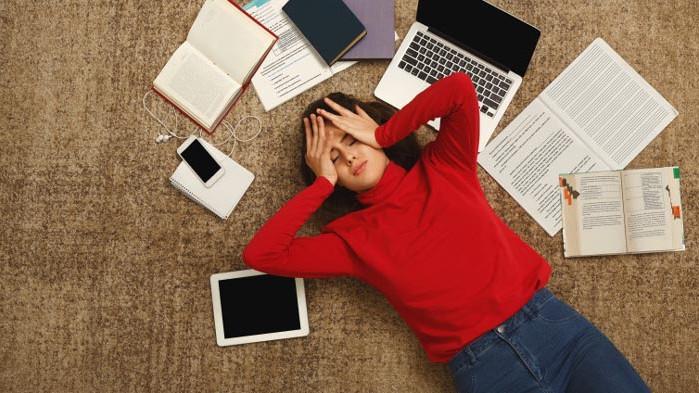 5 признака, че сме под сериозен стрес