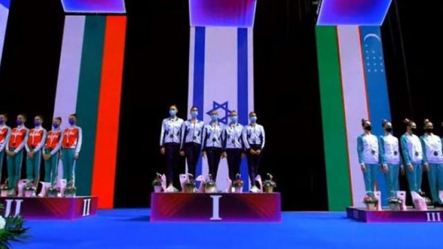 Ансамбълът спечели сребро в многобоя в Минск