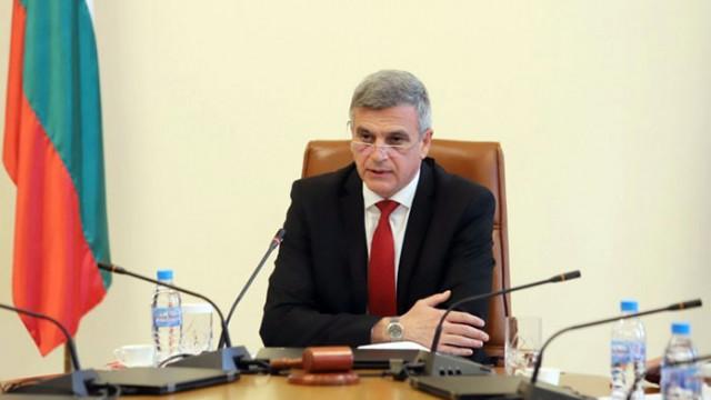 Стефан Янев очаква от новото НС изкуство за продължаване на служебното правителство