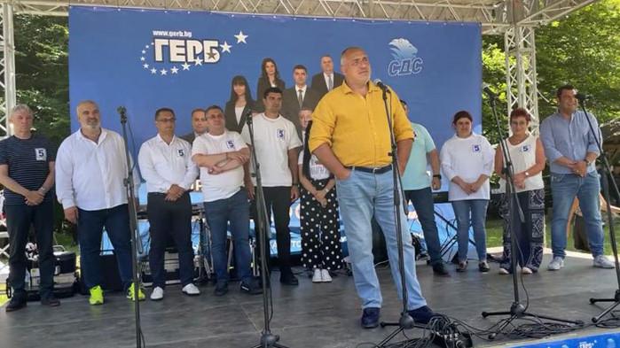 """Борисов: Аз ще се пенсионирам, като стане """"Хемус"""", така че да се хващат да я правят"""
