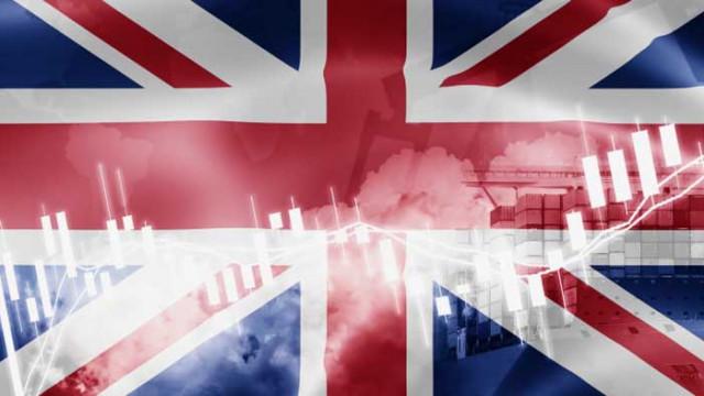 Британската икономика с най-големия спад от 1979 г.