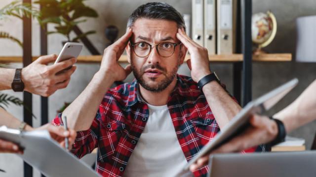 Неочакваните ефекти от стреса