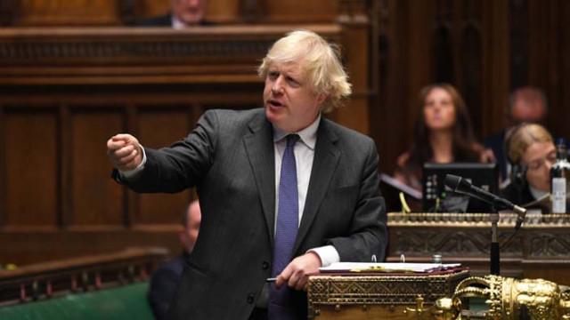 """Борис Джонсън се закле да сътвори """"инфраструктурна революция"""""""
