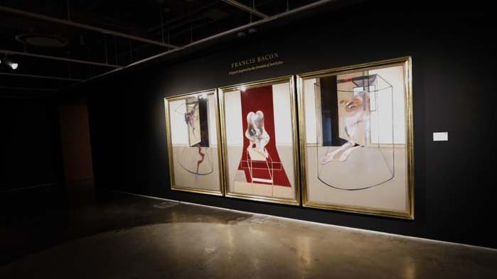 Триптих на Бейкън продаден за 84,6 млн. долара
