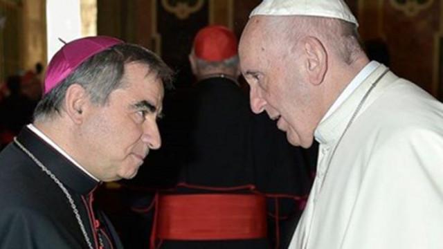 Кардинал и девет други в афери за милиони, Ватиканът ги съди