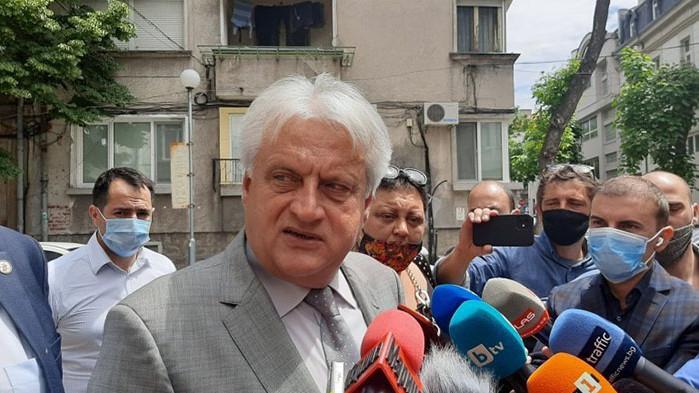 Прокурорската колегия на ВСС с декларация срещу Бойко Рашков
