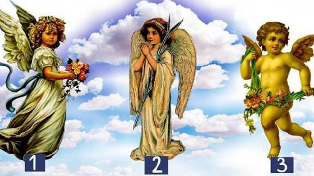 Изберете своето ангелче – тест