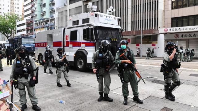 В Хонконг предотвратиха серия от атентати със самоделни бомби