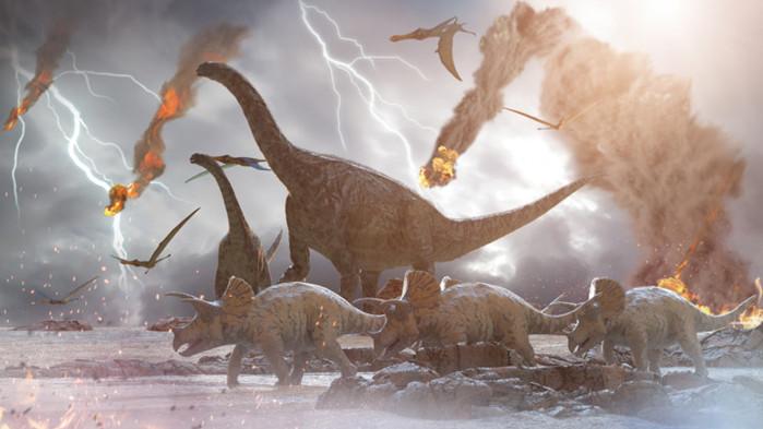 Динозаврите, метеоритът Чиксулуб и наистина ли той е причина за изчезването им