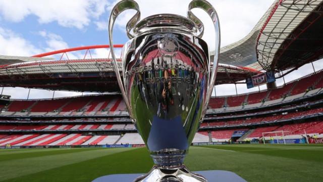 УЕФА няма резервен план за Шампионската лига