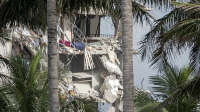 46 са вече жертвите на рухналата сграда във Флорида