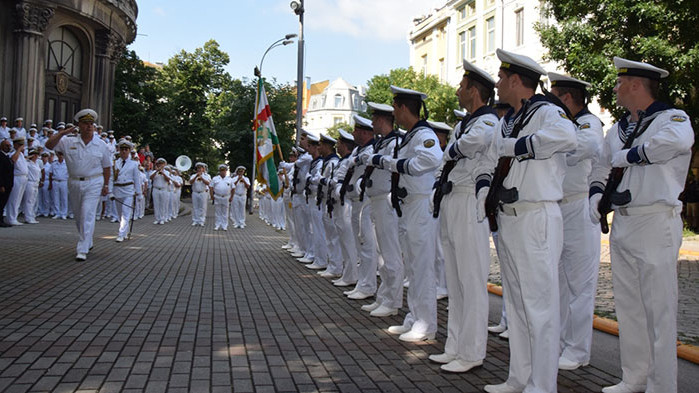 130 години от рождението на контраадмирал Иван Вариклечков