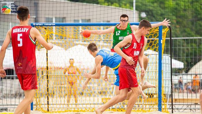 Шоуто Евро 2021 по плажен хандбал започна днес!